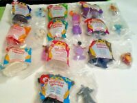 10 NEW Vintage 1996 McDonald's Hercules Happy Meal Toys *COMPLETE SET*