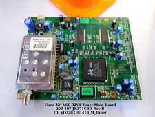 """Visco 32"""" VSC-32V1 Tuner Main Board 200-107-JK371CBH Rev:B"""