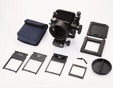 Hasselblad Flexbody W/Ac  EX+++ phase one leaf digital back used