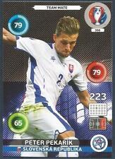 PANINI EURO 2016 ADRENALYN XL CARD- #356-SLOVAKIA-PETER PEKARIK