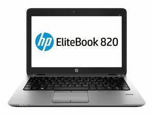 HP Elitebook 820 G2 i5- 5200U @2.2Ghz - 8GB RAM - FullHD - 128GB SSD-Win10 Pro#2