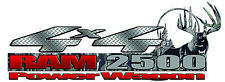 4x4 Decals Sticker for Dodge Ram 2500 Cummins Truck Graphic Kits power wagon