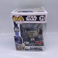 Damaged Box Funko Dagobah R2-D2 31 Star Wars 40th The Empire Strikes Back.