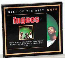 CD FUGEES - Best Of The Best GOLD