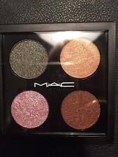 Mac cosmetics pressed Pigments-Set, Inkl Mac cosmetics Quad 4-er Palette,OVP,NEU