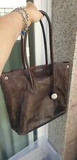 Furla bolso  original  en piel Tasche sac väska bag borsa chic Blogger hoher NP