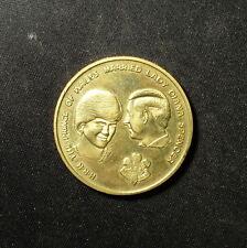 Australia Charles & Diana Marriage Medal Unc