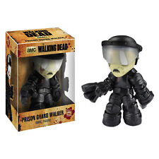 "THE Walking Dead-GUARDIA CARCERARIA Walker 7"" Vinile Figura Nuovo di Zecca FUNKO"