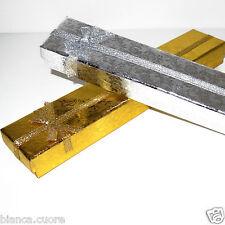 Scatola Bracciale colore ORO o ARGENTO custodia laminata box bracciali D0432