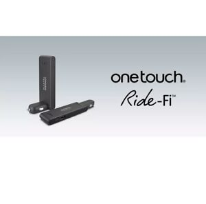 Alcatel OneTouch Ride-Fi 4G LTE Hotspot Sprint - Uses Car DC-in or USB Tethering