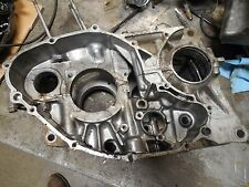 honda xr500 xl500 main engine center crank case cases block casing 79 1980 1981