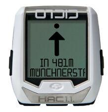 CICLOSPORT HAC 1.1 SPD FAHRRAD NAVI GPS RADTACHO FITNESSFUNKTION KOMOOT APP ANT+