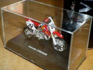 "HONDA CR250R MOTORCYCLE, [NEWRAY BRAND], 2.75"" TOY LENGTH, VINTAGE"