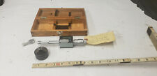 Mitutoyo 468 204 Digimatic Holtest 5 65 Inside Bore Gage Micrometer Withring