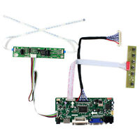 "HDM I DVI VGA Audio LCD Controller Board For 24"" M240HW01 V6 1920x1080 LCD Panel"