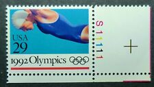2641 MNH 1992 29c Swimming PNS Summer Olympic Games Barcelona Spain athletes