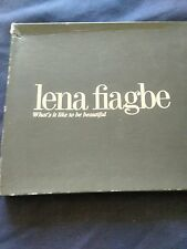 lena Fiagbe, What`s It like To Be Beautiful, 1994 Cd