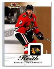 (HCW) 2013-14 Upper Deck Fleer Showcase #17 Duncan Keith Blackhawks NHL Mint