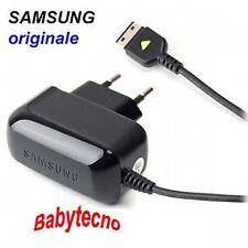 CARICABATTERIA RETE ORIGINALE Samsung D780 D880 D980 E1050 E1080 E1100 E1110 E11