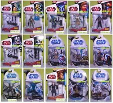 "Star Wars Action Figure 3.75"" Hasbro New the Clone Wars Saga Legend Collection"