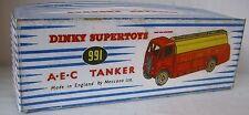 Repro Box Dinky Nr.991 AEC Tanker Supertoys