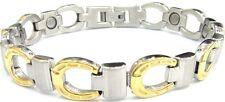 Magnetic Magnet Cuff Armband Power Bracelet Health Bio lady's Bio Balance