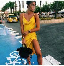 5fdc3045516a Ladies Topshop Cowl Neck Dress Blogger Fave Size 10