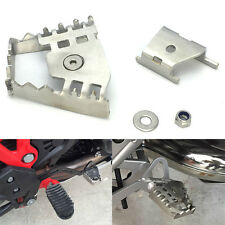Silver Touratech Brake Lever Extension-For BMW R1200GS Motorcycle/Bike/Motorbike