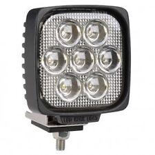 Powerful LED Work Lamp Flood Light 35 Watt Tractor Heavy Machinery Multi-volt