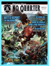 NO QUARTER MAGAZINE ISSUE 50 Privateer Press NEW Warmachine Hordes Sept. 2013