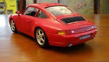 1/18 Porsche 911 Carrera 2 1993 Guards Red Coupe