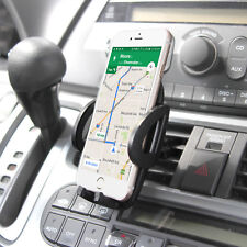 Car Air Vent Cradle Holder Adjustable Grip for iPhone X 10 / iPhone 8 Cell Phone