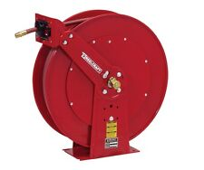 """REELCRAFT 81100 OLP 3/8"""" x 100ft. 300 psi  for Air & Water service with Hose"""