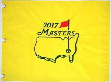 2017 Masters Official Embroidered Golf Pin Flag Sealed