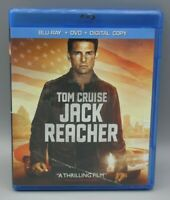 Jack Reacher (Bluray Only, 2012) [Blu-ray + DVD - NO Digital Copy]
