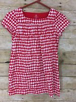 Lands' End Kids Girls Youth Dress Size Medium 10-12 Pre Owned 100% Cotton