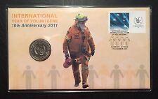 2011 20c PNC - International Year of Volunteers