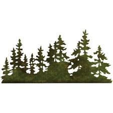 Sizzix Tim Holtz Thinlits Die - Tree Line