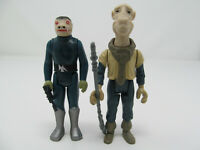 Reproduction Action Figures Blue Snaggletooth & Yak Face vintage-style Star Wars