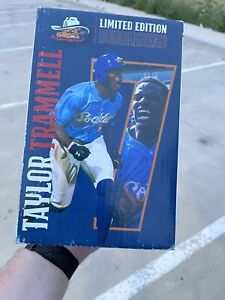 Amarillo Sod Poodles Taylor Trammell Bobblehead SGA Seattle Mariners Padres