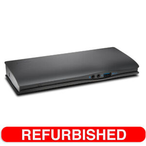 Kensington USB HDMI 4K/USB-C Hub Docking Station for Mac/Windows/Chrome/Monitor