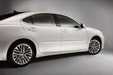 Lexus ES350 ES300H (2016-2018) OEM BODY SIDE MOLDINGS SET (Autumn Shimmer) (4X2)