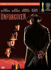 Unforgiven (Dvd, 2002, 2-Disc Set, Two Disc Special Edition)