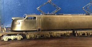 HO gauge Brass Electric E103-M Little Joe Alco