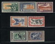 Greece  Scott #  C8-14   MNH  Value $ 200.00 US $$