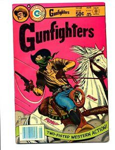 Gunfighters #68    Charlton 1981