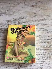 New The Balm Cosmetics Bahama Mama Bronzer Travel/Sample .02 OZ