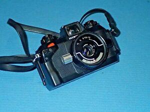 Original Nikon Nikonos IVA Allwetter- Unterwasser-Kamera, voll funktionsfähig, §