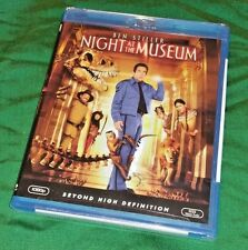 Night at the Museum (Blu-ray Disc, 2009, Movie Cash) NEW/SEALED