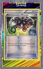 Réinitialisation d'Énergie Reverse -XY10-98/124 - Carte Pokemon Neuve Française